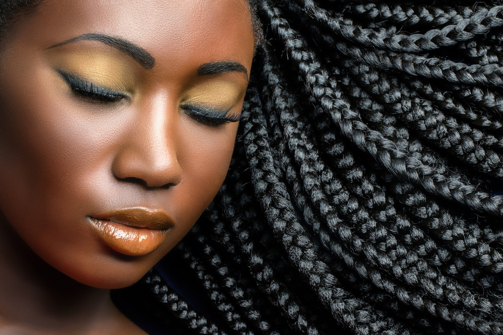 Box Braids- The Gorgeous Way To Updo Your Hair